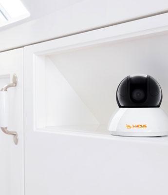 Überwachungskamera für Innen