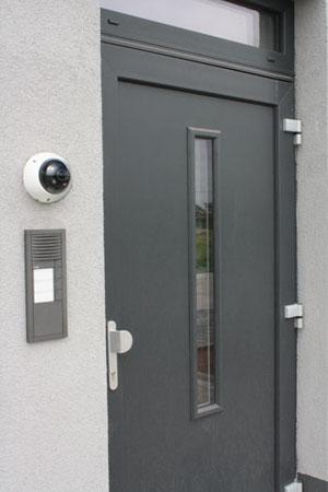 Überwachungskamera - GEODOME LE338HD