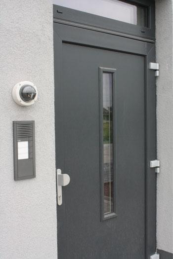 Türen automatisch verschließen