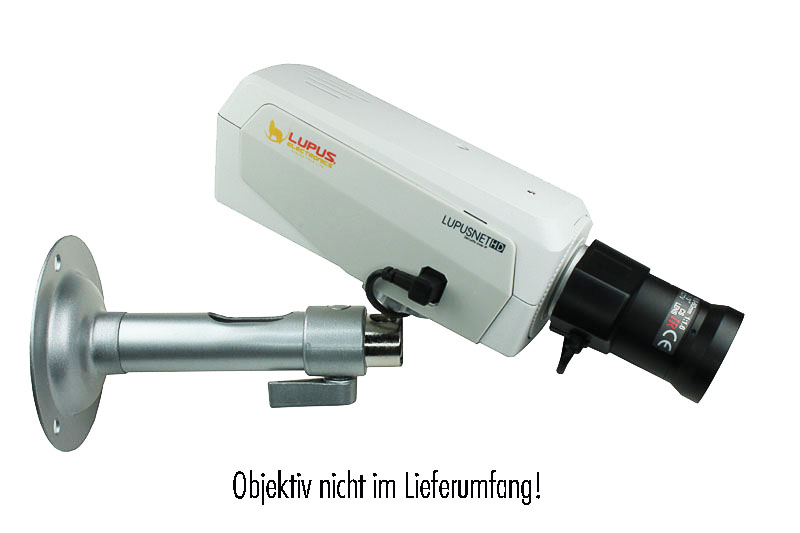 LUPUSNET HD - LE923 PoE IP camera