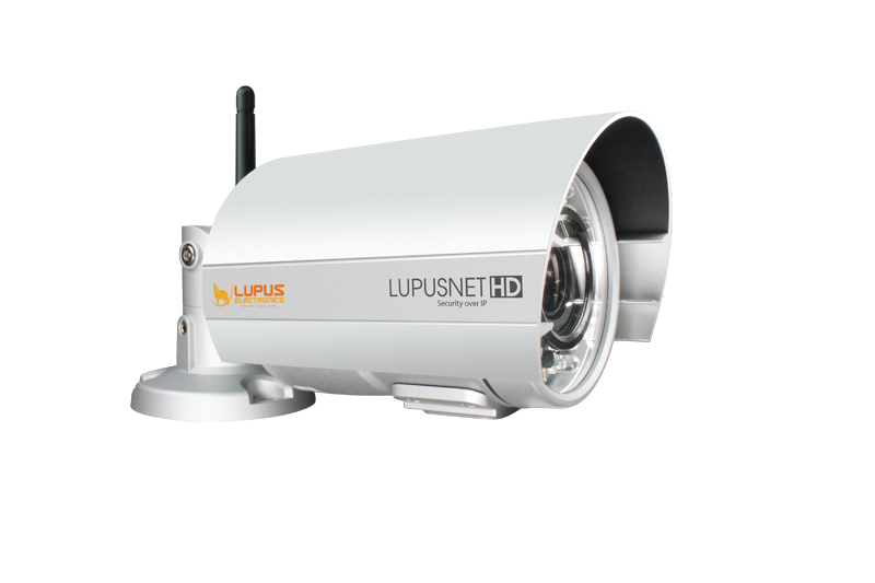 LUPUSNET HD - LE931 Plus WLAN