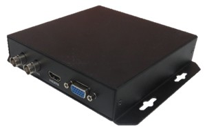 LUPUSCAMHD - HDTV to HDMI converter